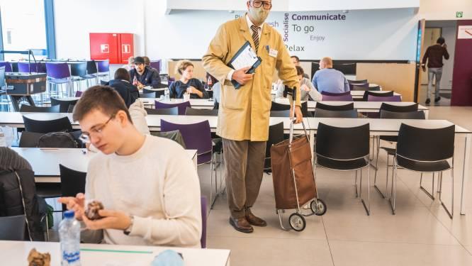 Steeds meer studenten ouder dan 25 jaar in Vlaamse hogescholen