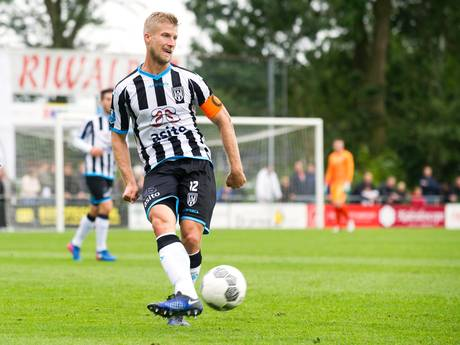 Stegeman kiest voor Droste tegen Vitesse