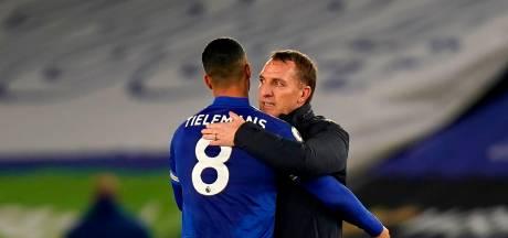Leicester et ses Diables Rouges en tête de la Premier League