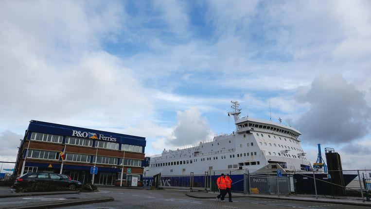De transitmigranten werden ettelijke keren opgepakt in de haven van Zeebrugge.