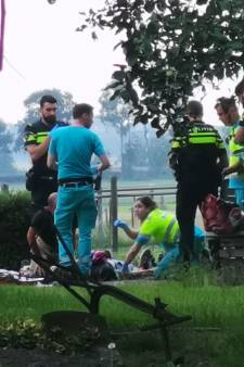 Gewonde bij ontploffing schuur in Soest; EOD onderzoekt explosieven