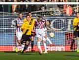 Armetierig en slap NAC verliest volkomen terecht met 2-0 van Willem II