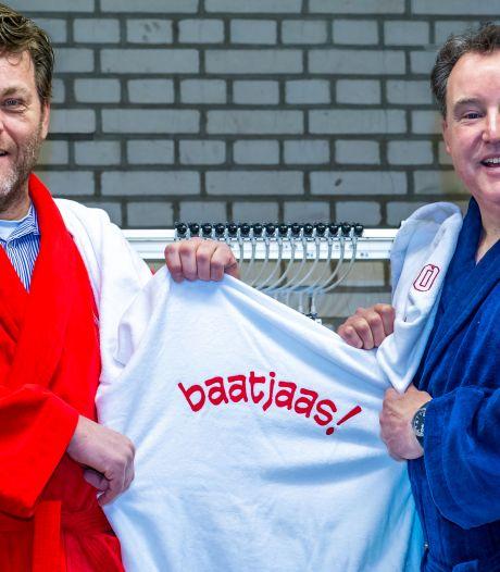 Lekker thuiswerken in je 'baatjaas': deze mannen begonnen een webshop met een echt Uteregs product