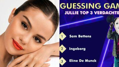 SHOWBITS. Selena Gomez toont trots haar litteken en verklapt Ingeborg dat ze Otter is in 'The Masked Singer'?