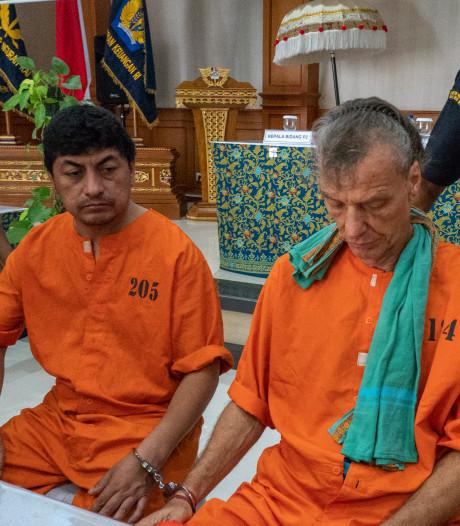 Vijf buitenlanders wacht doodstraf voor drugssmokkel op eiland Bali