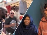 Bakkie doen met vluchtelingen in Zierikzee