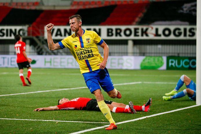 06-10-2020: Voetbal: Helmond Sport v Cambuur: Helmond Robert Muhren of SC Cambuur