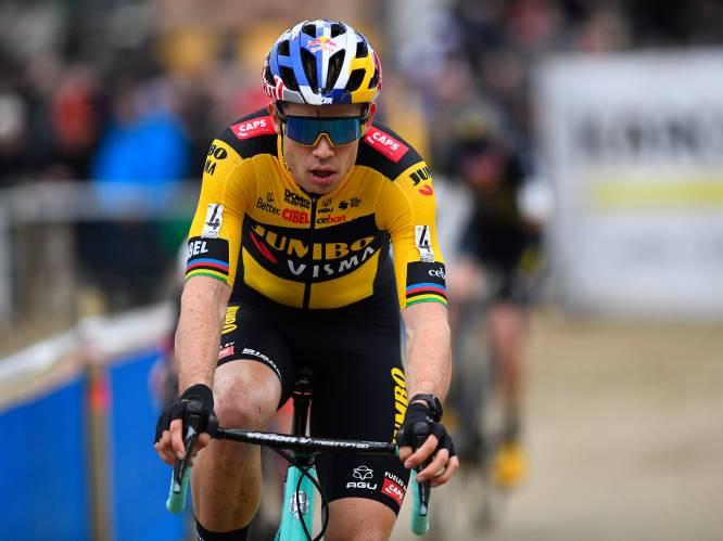 Uitkijken naar effect-Van Aert: veldrijden kan sportief en commercieel goeie zaak doen met rentree van drievoudige wereldkampioen