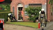 Blikseminslag richt schade aan in verschillende woningen in Koutermolenstraat