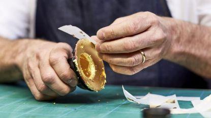 Luxe troef: Dyson lanceert eerste haardroger belegd met bladgoud