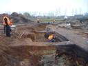 Onderzoek bij de opgravingen