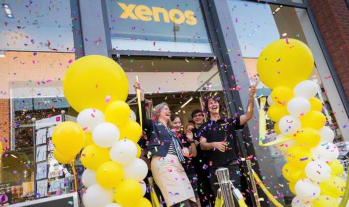 De Xenos wordt compleet vernieuwd