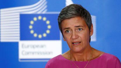 Margrethe Vestager (50), de schrik van Google: miljardenboetes uitdelen en daarna olifantjes breien