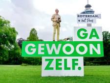 Rotterdam stopt voorlopig met zomercampagne voor toeristen vanwege mondkapjes en besmettingen