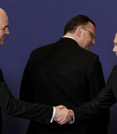 L'UE adopte pour la première fois un budget en baisse