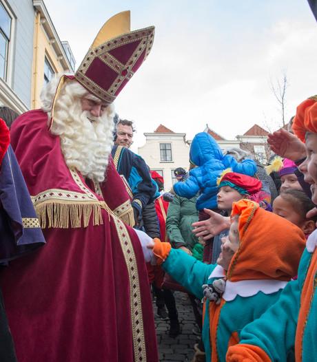 Sinterklaas zet zaterdag voet aan wal in Goes
