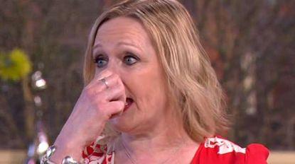 """""""Hier was ik mentaal niet klaar voor"""": praatgast neemt live op tv plots neus van haar gezicht"""