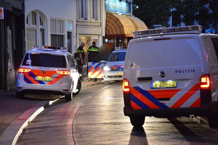 Overval op Albert Heijn in Breda