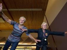 Een leven lang gymmen bij 75-jarige sportvereniging Margriet
