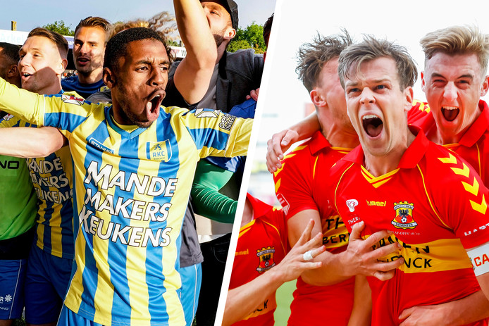 RKC - Go Ahead Eagles.