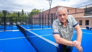 """Tennisclub Zevenbergen zet nu ook in op padel: """"Dit gaat onze werking een boost geven"""""""