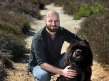 Deze bijzondere hond steelt de show op de Posbank