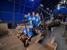 Jubilerende bouwgroep Brabantsedag zet eindspurt in