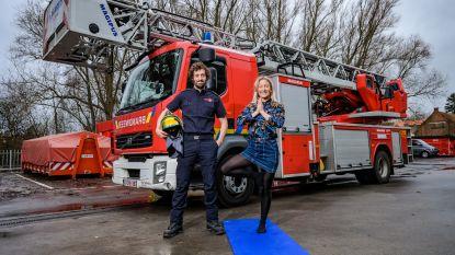 """Gentse Tom en Australische Molly geven yogales aan brandweer ten voordele van Australië: """"We gaan het geld zelf overhandigen"""""""