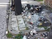 Containers aangestoken op verschillende plekken in Helmondse wijk
