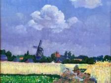 Stadsmuseum Harderwijk koopt onbekend schilderij Vilmos Huszár