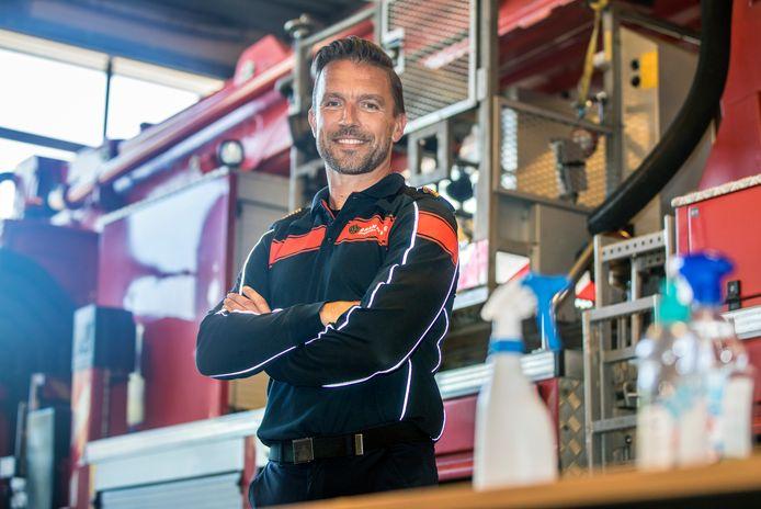 Directeur brandweerzorg Lucien Groenewegen