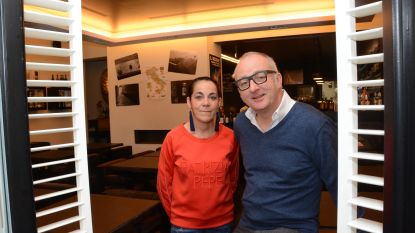 Luc en Priske nemen afscheid van Beurre Noir en dat mag gevierd worden
