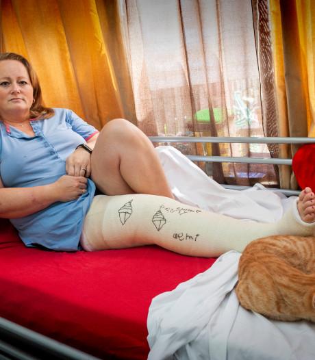 Motorcrosser die Daniëlle (40) uit Den Bosch ziekenhuis inreed na acht maanden aangehouden