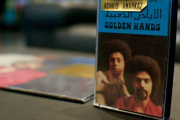De originele cassette.