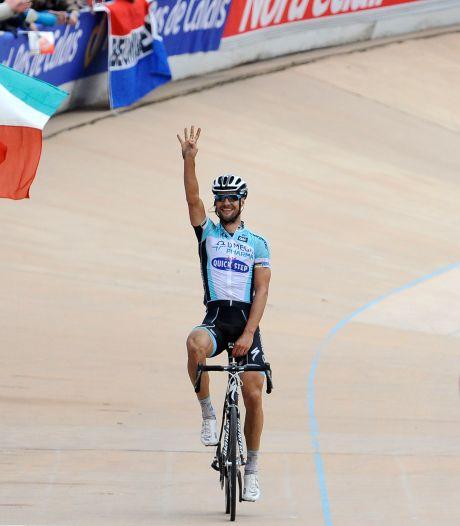 Tom Boonen, le 'Monsieur Paris-Roubaix' des temps modernes