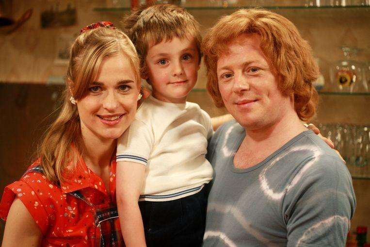 Grietje nam de rol van Vicky op zich in 'Lili en Marleen'