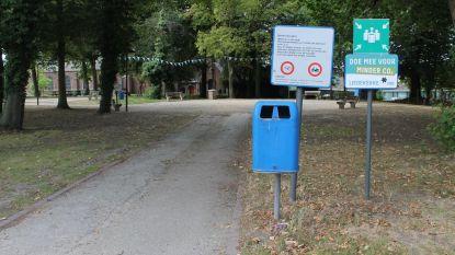 Overlast Warandepark ingeperkt door controles