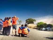 Zonneauto van Zwolse teamcaptain Maud compleet verwoest na brand in Australië