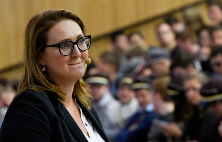 (Archieffoto) Peeters hield het op tachtig procent kans voor zichzelf om opnieuw burgemeester te worden, Rutten ging uit van een fifty-fifty voor haarzelf.