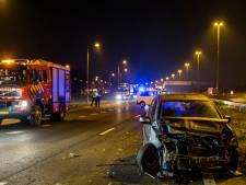 Slachtofferhulp voor vrouw (21) die voetganger op A58 niet meer kon ontwijken: 'We zijn in shock'