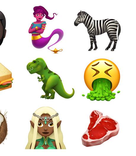 Dit zijn de nieuwe emoji voor je iPhone