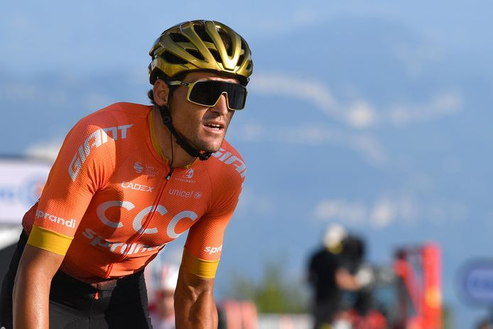Greg Van Avermaet in de Tour.
