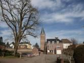 Het uitzicht geeft de Kerkweg glans