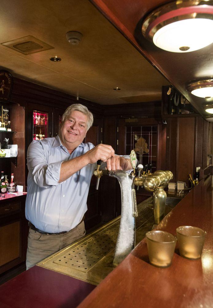 Als eigenaar van hotel Marktzicht stond Wilfried Kok in 1982 aan de basis van het eerste Bruegheliaans Festijn in Losser.