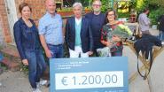 Katrien organiseert concert in eigen tuin (en schenkt opbrengsten aan goed doel)