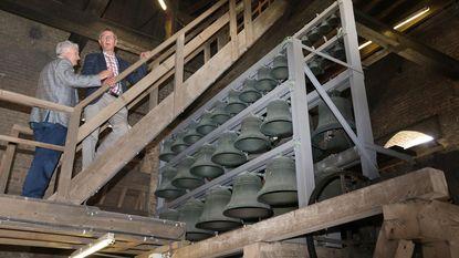 Beiaard doorbreekt stilte na jaar restauratie