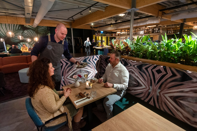 Restaurant FortVier in Arnhem.