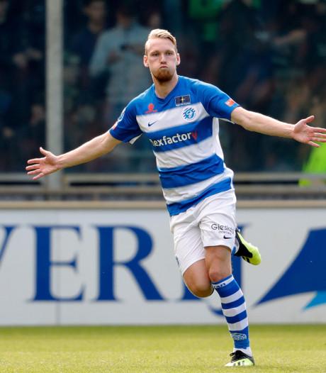 B-keus De Graafschap verliest oefenduel van PEC Zwolle
