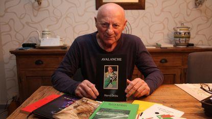 Nooit te oud om te leren: Hervé (71) schrijft tweede roman
