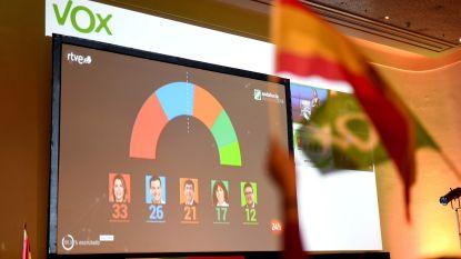 Massaal protest Andalusiërs tegen populisme